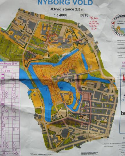 Danish Champs W-end