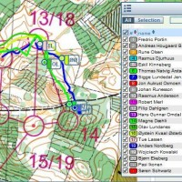Danish spring 2014 – European Orienteering Champs Portugal 2014 selection races